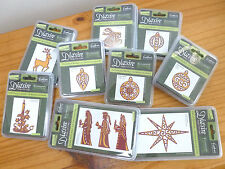 Die'sire Dies-Crafter's Companion-2014 Christmas Collection/Baubles/Reindeer