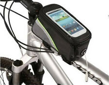 Hot Bicycle Cycling Bike Frame Front Tube Waterproof Cellphone Mobile Phone Bag