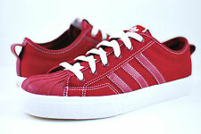 ADIDAS NZ SHELL LO G08526 MAROON RED WHITE MEN SHOES