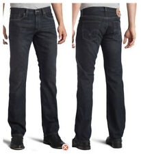 NEW LEVIS 514 DARK DISTRESSED SLIM FIT STRAIGHT LEG JEAN DENIM YOU PICK SIZE