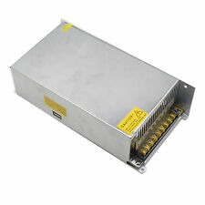 480W DC 48V 10A 24V Regulated Switching Power Supply Driver for LED Strip Light