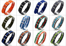 18/20/22mm Premium Nylon Military Watch Band Strap For J.Crew Timex Weekender