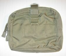 FIRSTSPEAR Khaki Medium General Purpose Pouch MOLLE Eagle Industries GP Pocket M