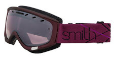 SMITH Phase Ski/Snowboard Goggles - Women's Specific Fit - Made in USA