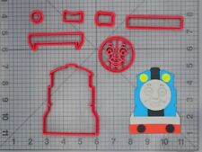 Thomas the Train Cookie Cutter Set