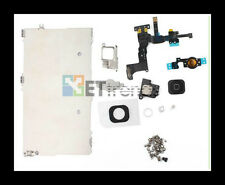 Repair Parts for iPhone 5C LCD,home button, camera, speaker, flex, brackets
