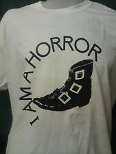 THE HORRORS i am a horror TSHIRT psyche cats eyes cramps gallon drunk ALL SIZES