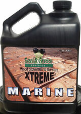 Seal It Green Xtreme Marine Wood Sealer & Stain Treatment