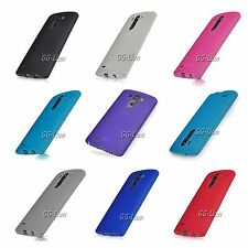 Matte Surface Gel TPU Silicone Case Skin for LG G3 D850 D851 +Screen Protector
