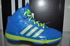 adidas Evader G98198 Mens Basketball Shoes Blue/Running White/Electricity NIB