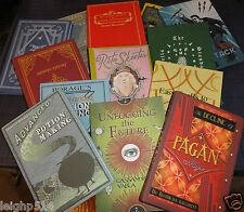 VARIOUS HARRY POTTER BOOKS AS FEATURED IN THE FILMS