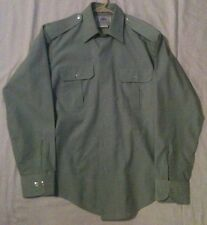 US Army USGI Men's Dress Green Uniform Class A or B Shirts long & short sleeve