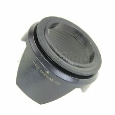 HB-32 SN HOOD 52mm EW-60C EW60C Flower Crown Camera Lens Hood for Canon Nikon