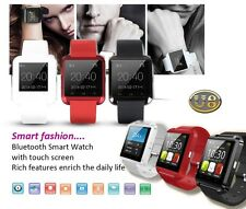 U8 Bluetooth Smart Watch OLED Touch Waterproof Pedometer Hands-free calls Alarms