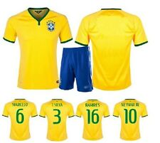 New 2014 football clothing soccer jerseys Men's sportswear with name and Number