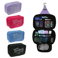 New Men/Women Hanging Toiletries Travel Make-up Wash Cosmetic Bags Storage Cases