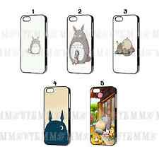 My Neighbor Totoro Ghibli Anime Cartoon Case Cover for Iphone 4 4s 5 5s 5C 6 +