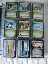 Dragon Ball Z DBZ CCG Androids Saga Selectable Common Card #1-30 LE & Unlimited