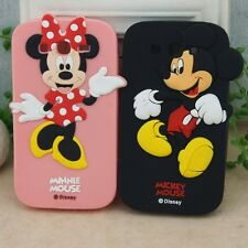 Mickey Or Minnie Silicone Cover Phone Case For Samsung Galaxy Grand Duos i9082