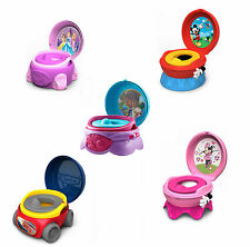 TOMY The First Years Potty Chair Toilet Training Seat 3-in-1 with Stepping Stool