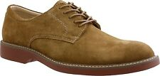 Bass Men's Pasadena Casual Lace Up Suede Oxford Dress Shoes Taupe