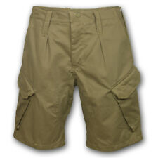 BRITISH ARMY  STYLE PCS ACU RIPSTOP BEIGE SHORTS COMBAT ISSUE CAMO AIRSOFT