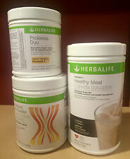Herbalife Formula 1, Personalized Protein & Prolessa Duo - FREE FEDEX SHIPPING