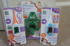 Baby Digital Bath, Room & Temperature Thermometers. Rapid Response Nursery NEW