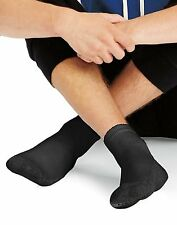 Hanes Men's Big and Tall ComfortBlend® Ankle Socks 6-Pack - style 911/6P