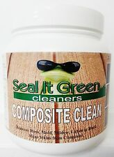 Seal It Green 100% Biodegradable Composite Deck Clean