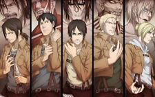 Attack On Titan Japanese Manga Anime Art Print poster (21x13inch) Decor 32