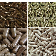 Devil's Claw | Red Clover | Alfalfa | Stevia | Capsules Clearance LASTCHANCE