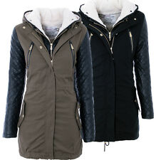 parka in coats jackets ebay. Black Bedroom Furniture Sets. Home Design Ideas