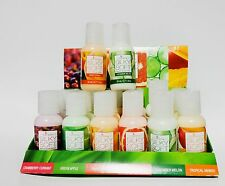 Ezflow Nail Hand & Body Silky Soft Lotion Assorted Scents Variety 1oz/30mL