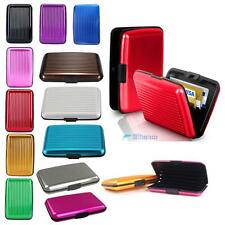 New Waterproof Business ID Credit Card Wallet Holder Aluminum Pocket Case Box TL