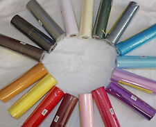 Organza Snow Sheer 29cm  x 5m Weddings Parties Fabric Voile Roll Various Colours