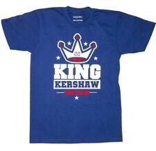 KING KERSH T SHIRT - WORK - DODGERS - OBEY - THE HUNDREDS - CLAYTON KERSHAW