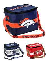 NFL Football 2012 STRIPE Big Logo Lunch Bag - Support Your Team!