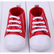 New Hot Infant Toddler Sneakers Baby Boy Girl Soft Sole Crib Shoes to 0-12Months