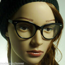 CAT Eye Vintage Retro Sexy Eyewear Women Frame Clear Lens Eye Glasses 2 Styles