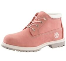 TIMBERLAND WATERPROOF NELLIE CHUKKA WOMEN'S SIZE DOUBLE SOLE 23308 PINK