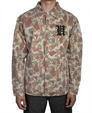 Undefeated - HBT Camo Coach Jacket Brand New Authentic