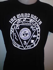 THE MARS VOLTA CIRCLE TSHIRT at the drive in sparta cd dvd  ALL SIZES