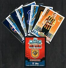 MATCH ATTAX - 2014/2015 Cards #61 to #120 (Discount for 10+) 14/15 Premier Lge