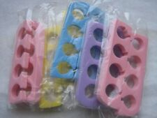 Soft Sponge Toe Finger Separator Seperators Spacer Various Quantities and Colour