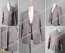 Doctor Cosplay Who Is The 11th Doctor Costume Dr Matt Smith Suit Coat Daily Wear