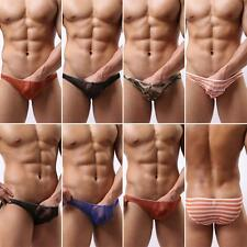 Sexy Mens Underwear Smooth Boxer Shorts Briefs Trunks Pants Underpants L XL Size