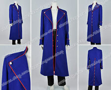 Who Is Doctor Cosplay The 10th Kingdom Virginia Lewis Costume Wool Trench Coat