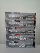 3 x Joico Vero K-Pak AGE DEFY Color 74ml (TRACKING NUMBER)