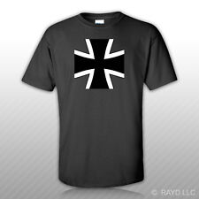 German Air Force Roundel T-Shirt Tee Shirt Free Sticker Luftwaffe Germany DEU DE